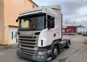 SCANIA R 420, Retarder, Highline, Euro 5